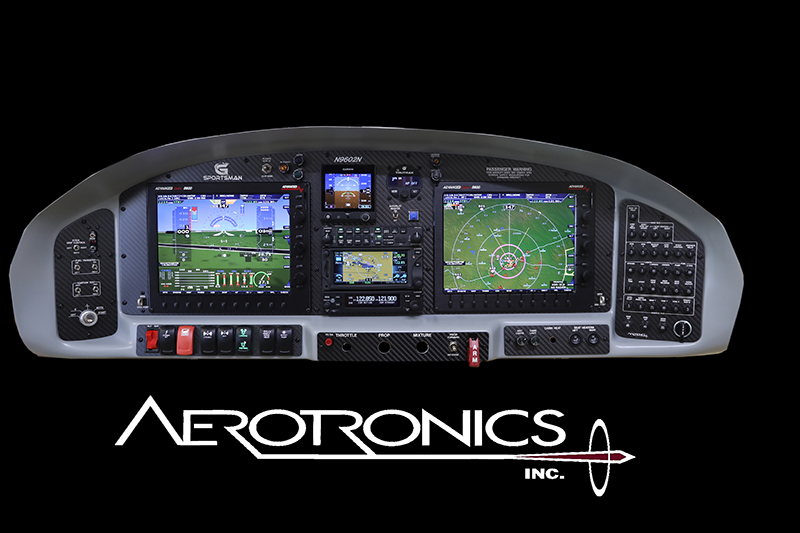 Aerotronics, Inc  - Experimental Panels - Gallery - Glasair