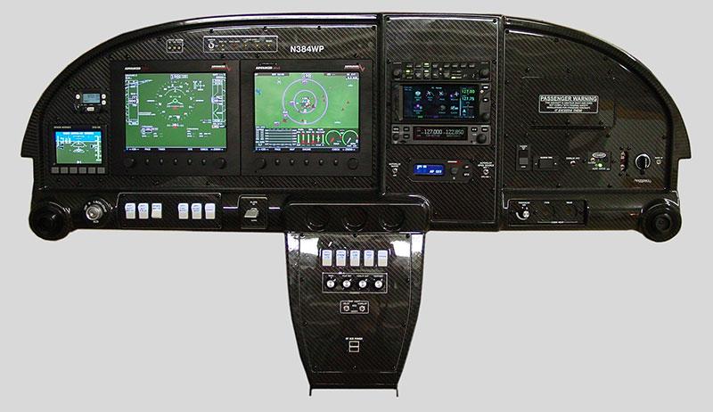 Aerotronics Inc Experimental Panels Gallery Vans 10