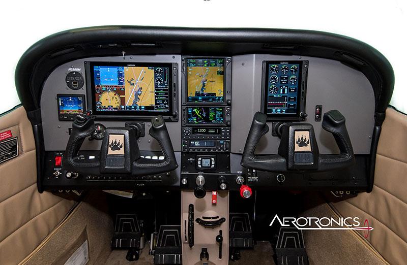 Aerotronics, Inc  - General Aviation - Avionics - Gallery - Cessna