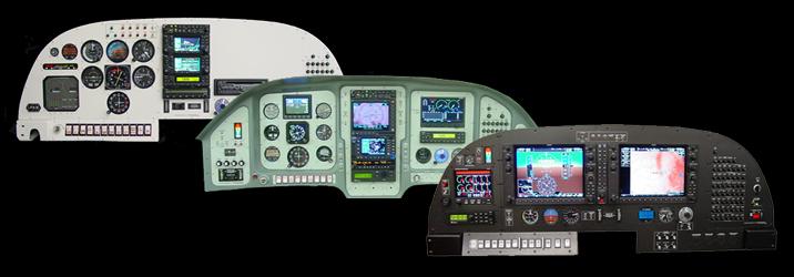 Aerotronics, Inc  - Experimental Panels - Systems - Aircraft